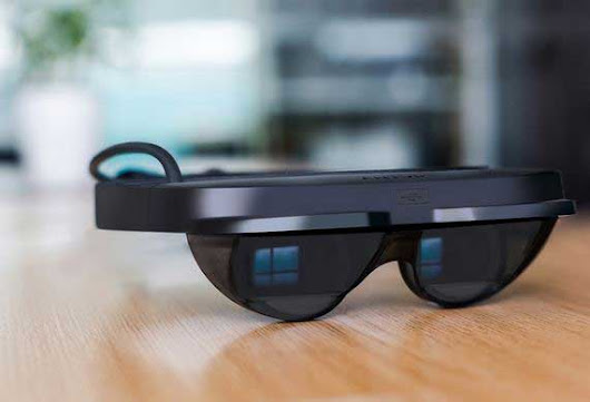 MIX: Augmented Reality Glasses with 96 Degree FOV - iPhoneNess