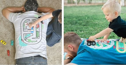 Car Massage Shirt - $18.48 SHIPPED | Great Gift for Dad! - Saving Toward A Better Life