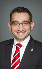 Photo - Omar Alghabra - Click to open the Member of Parliament profile