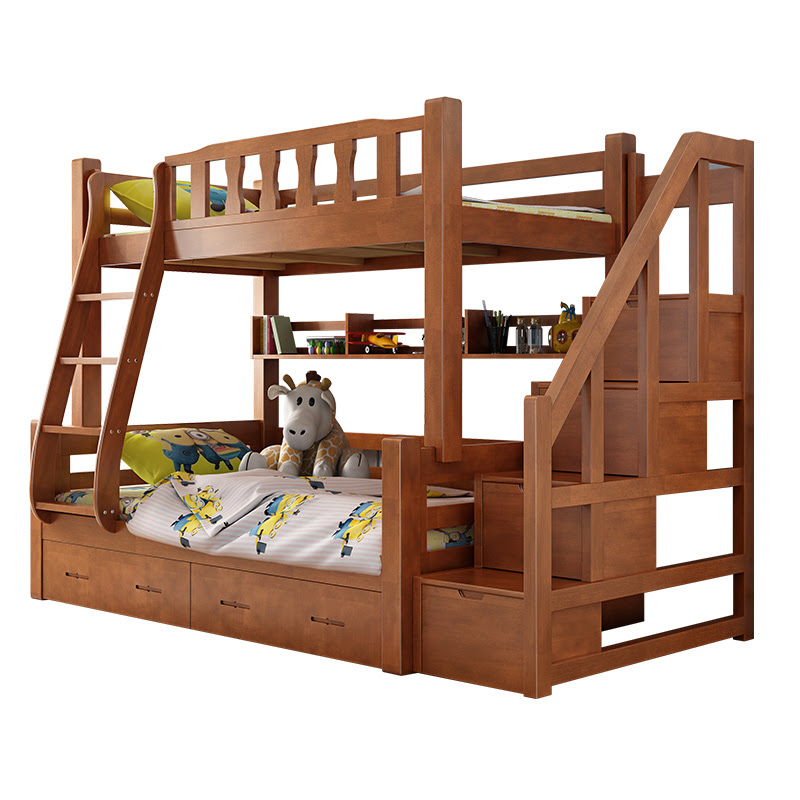 Adult Twin Over Full Wooden Bunk Bed For 3 People Kids Bunk Double Bed Modern For Sale Bedroom Sets Buy Full Over Queen Bunk Bed Twin Over Futon Bunk Bed Funky Bunk Beds