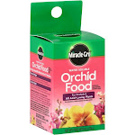 Miracle Gro Water Soluble Orchid Food - 8 oz box