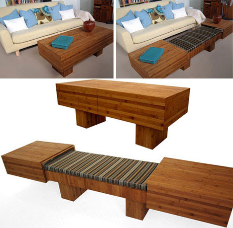 Got Wood? 14 Brilliant Wooden Bench Designs | WebUrbanist