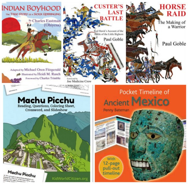 2nd Prize Native American Heritage Month Giveaway | Multicultural Kid Blogs