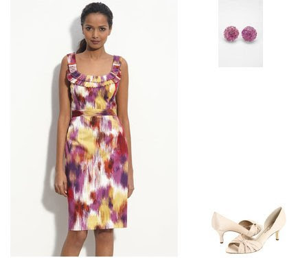 Urban Outfitters, Bouquets, Maggy London