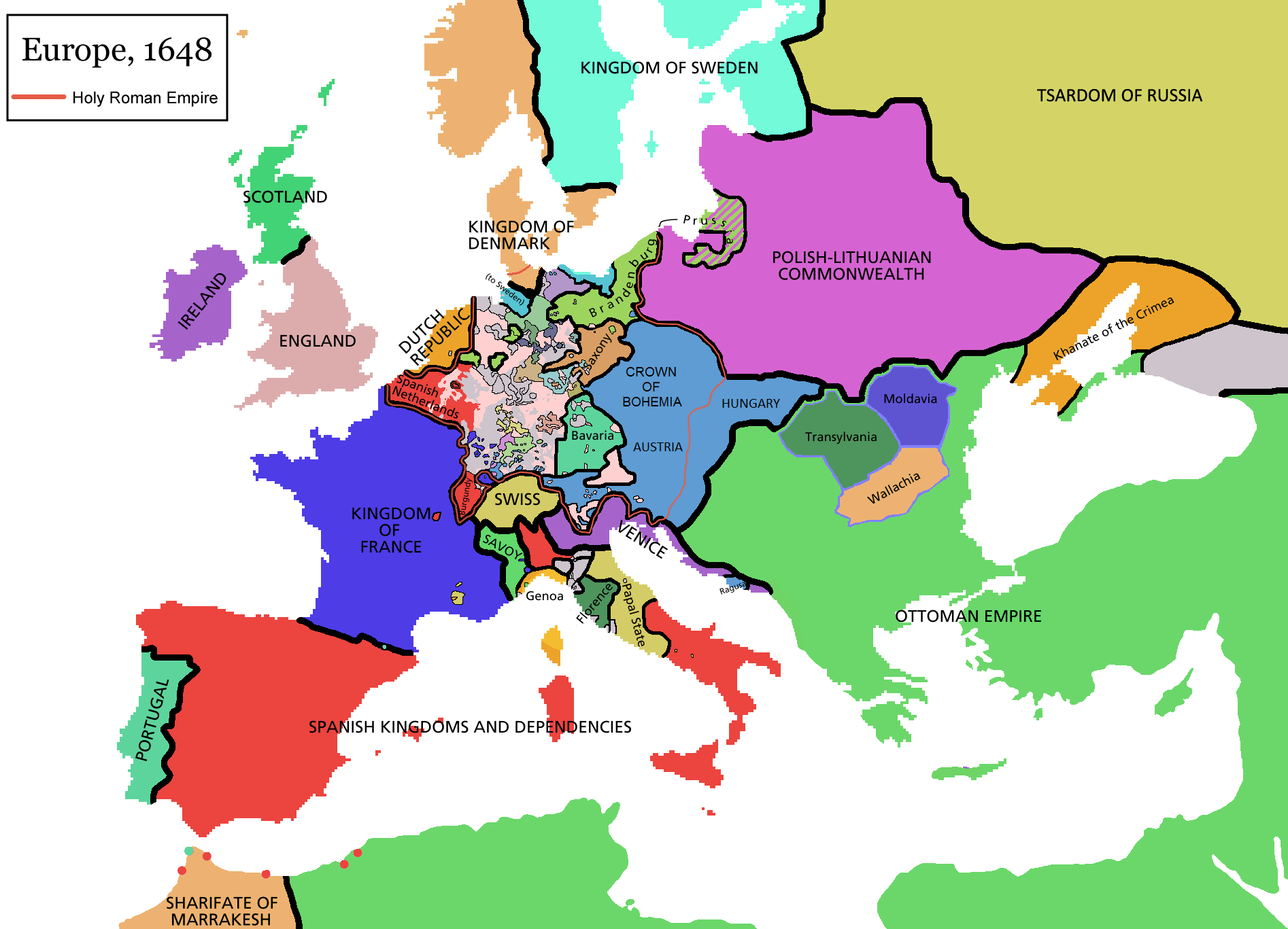 Maps Map Of Europe During The Renaissance