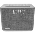 iHome iBT232 Bluetooth Clock Radio - Gray