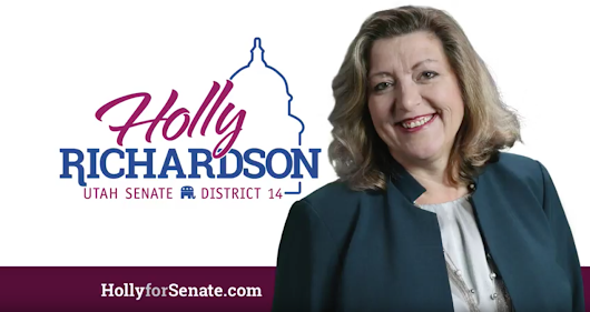 Running for Senate District 14! - Holly Richardson