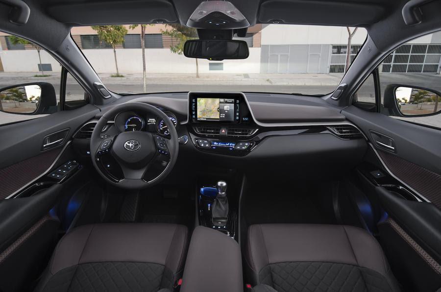 2017 Toyota C-HR 1.8 Hybrid review review | Autocar