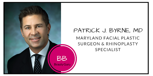 MEET PATRICK J. BYRNE, MD: MARYLAND FACIAL PLASTIC SURGEON & RHINOPLASTY SPECIALIST