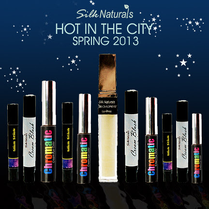 silk naturals hot in the city