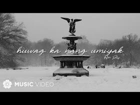 Huwag Ka Nang Umiyak by Ron Solis [Music Video]