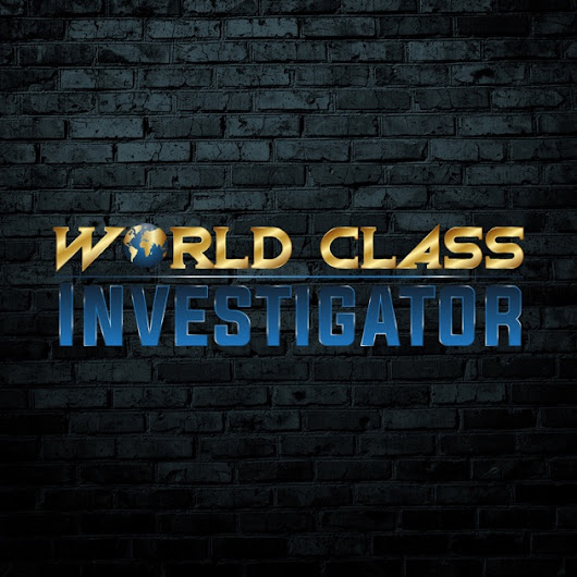 World Class Investigator by Julie Clegg on Apple Podcasts