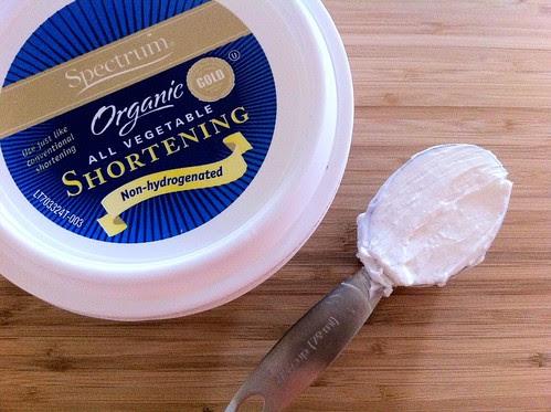 1/3 Cup Organic Shortening