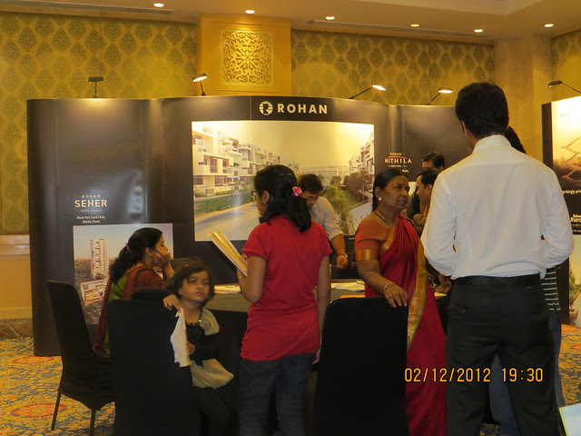 www.rohanbuilders.com - The Times Property Showcase - 1st & 2nd December 2012