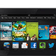 "Who wants to win a 7"" Kindle Fire HD?"