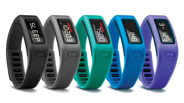 Garmin's Vívofit Fitness Band Will Remind You To Get Off the Couch