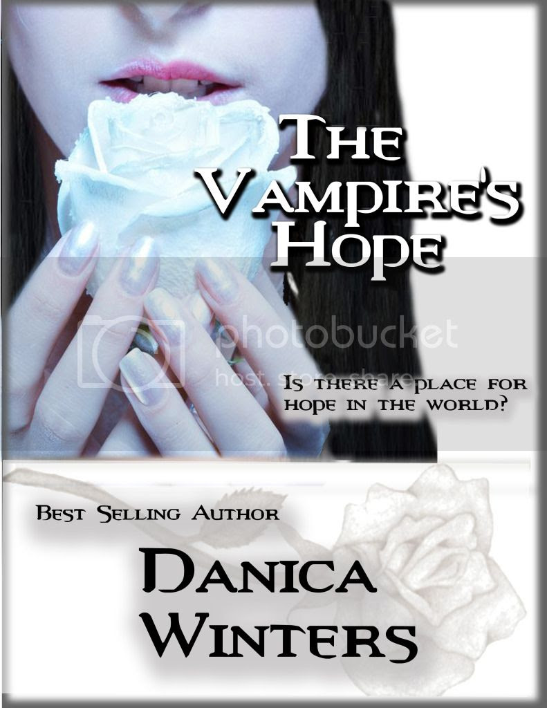 The Vampires Hope book cover