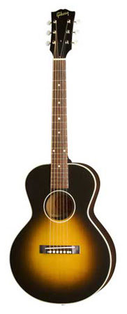 Gibson Arlo Guthrie LG2 3/4 Acoustic Guitar with Case
