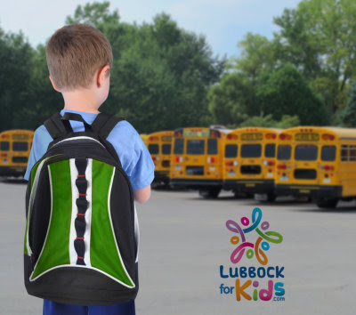 The Bus Stops Here!  Back to School {Cool} 2015 | LubbockForKids.com