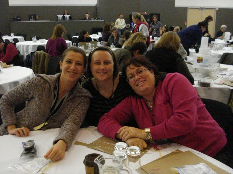 Convention - Kris,Arna, Alisha 2