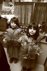 Jasmie and Lydia