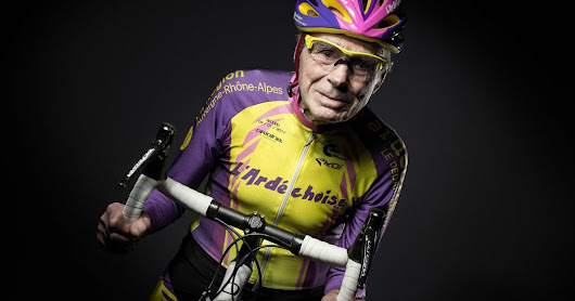 Lessons on Aging Well, From a 105-Year-Old Cyclist - The New York Times