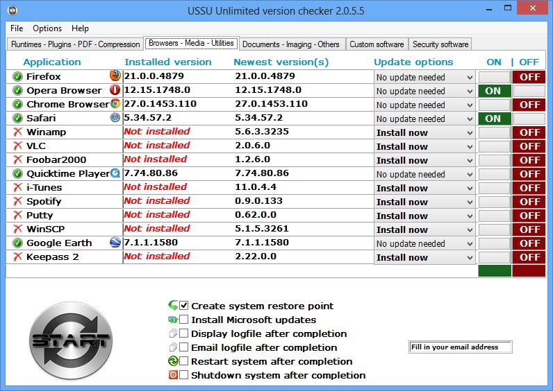 USSU Unlimited 2.0.5.5