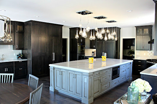 Brookhaven Remodel // Kitchen + Living - Cure Design Group Blog