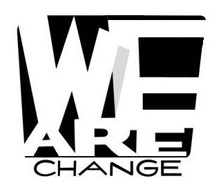 Click here to go to the 'We Are Change' website!