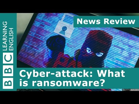 Cyber-attack: what is ransomware?