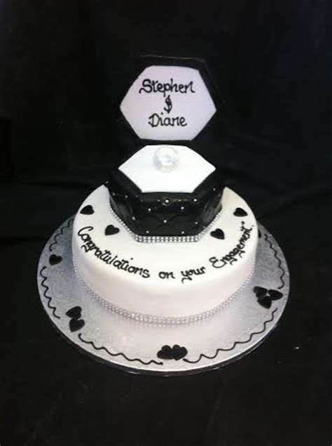 Engagement Cakes   We specialise in Wedding Cakes