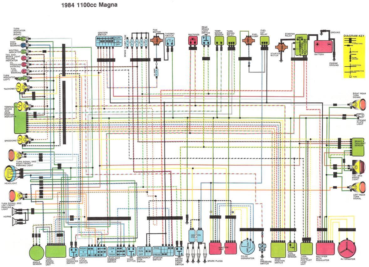 Honda Magna Wiring Diagram Wiring Diagram View A View A Zaafran It