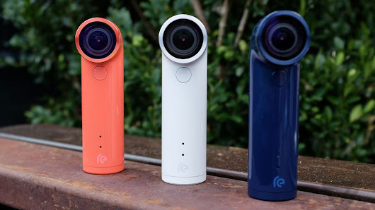 HTC's weird little Re Camera is now just $50
