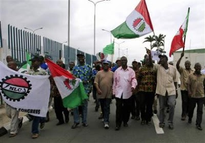 BREAKING NEWS: Nigeria Labour Congress, NLC Vows To Shut Down Government On Tuesday
