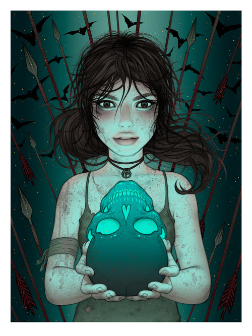 Tara McPherson Tells the Tale of Lara's Journey ... | Tomb Raider Blog