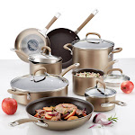 Circulon Premier Professional 13-Piece Hard Anodized Cookware Set