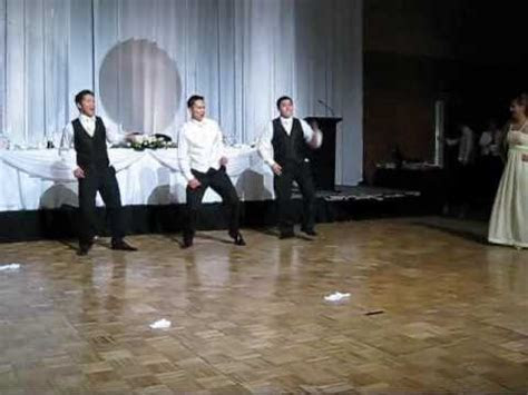 The Best Wedding Dance Off EVER! AWESOME! MUST SEE!   YouTube