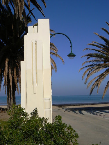 Pillar, St Kilda