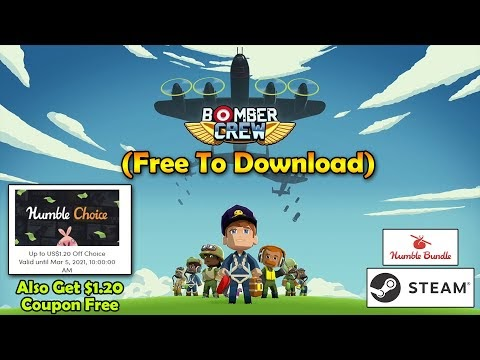 Bomber Crew Humble Bundle + STEAM Installation Process (Free To Download...
