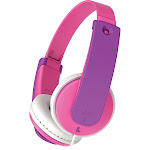 Jvc RA45244 Kids Over-Ear Headphones Pink