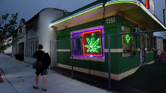 No, legal pot hasn't turned Colorado into a crime-ridden wasteland