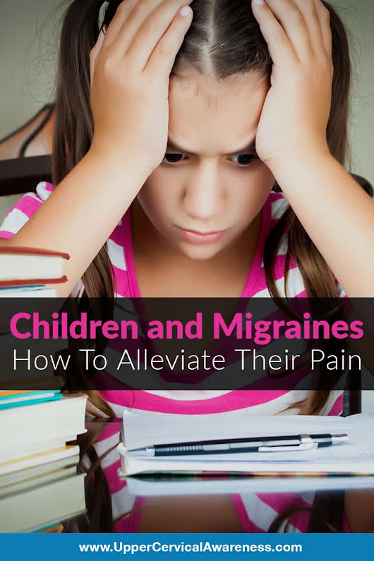 Children and Migraines – How to Alleviate Their Pain