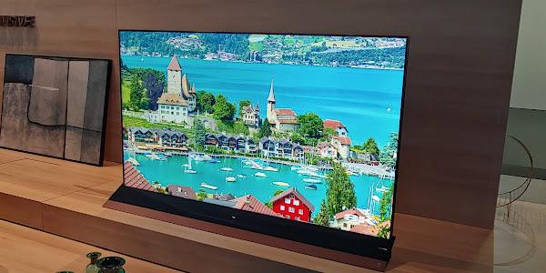 Google News Samsung Unveils 8k Qled Tv At Ifa 2018 Overview