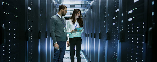 Converged Infrastructure Boosts Data Center Security via Increased Visibility