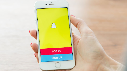 Snapchat appears to be working on a brand new chat interface