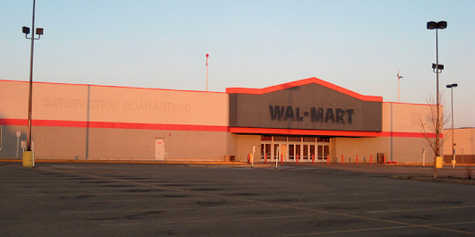 Walmart's latest move confirms the death of the American middle class