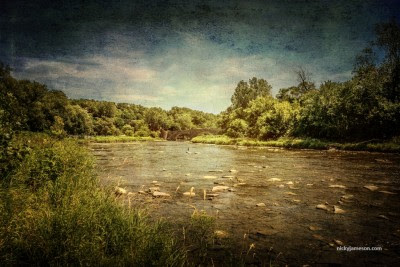 Humber River at the Old Mill - NickyJameson Art Photography