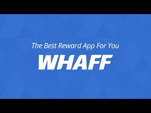 WHAFF Rewards, Pulsa Gratis