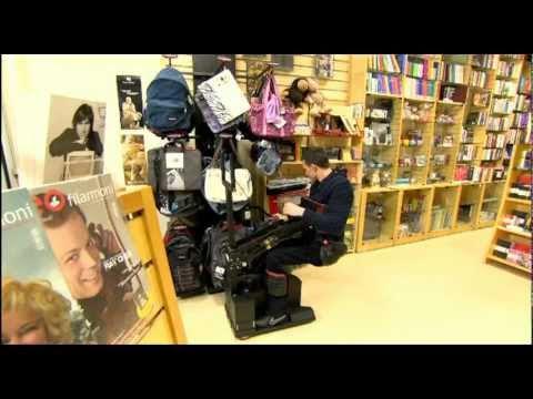 video que muestra un robot que puede sustituir a las sillas de ruedas para discapacitados