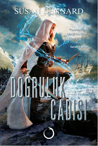 Susan Dennard : Doğruluk Cadısı / The Witchlands - 1